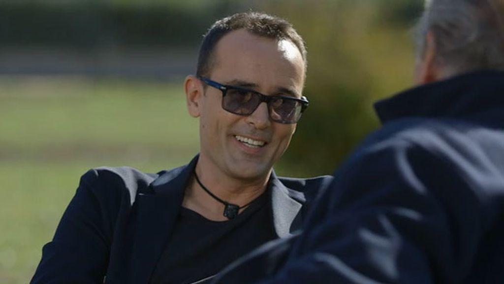 Risto Mejide entrevista a Bertín Osborne
