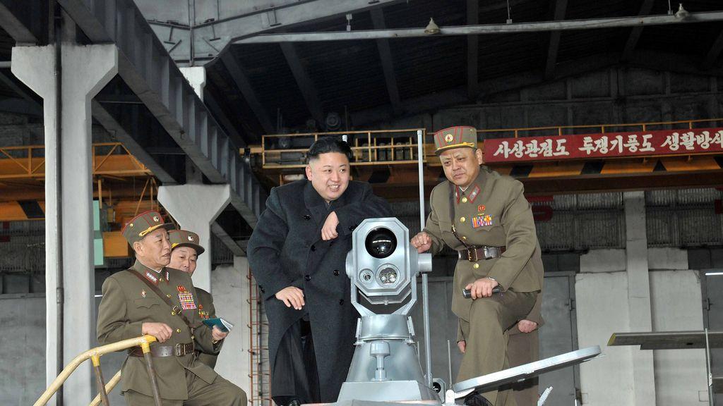 Presidente de Corea del Norte. Foto: Reuters