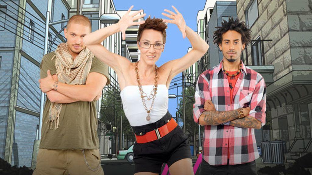 Lola, Benji y Sergio, en Tonterías las justas