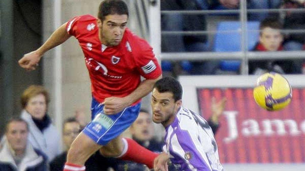 4-3. Numancia frena en seco al Valladolid en un final trepidante