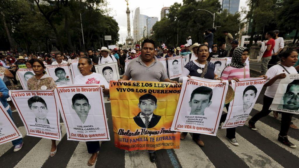Normalistas de Iguala