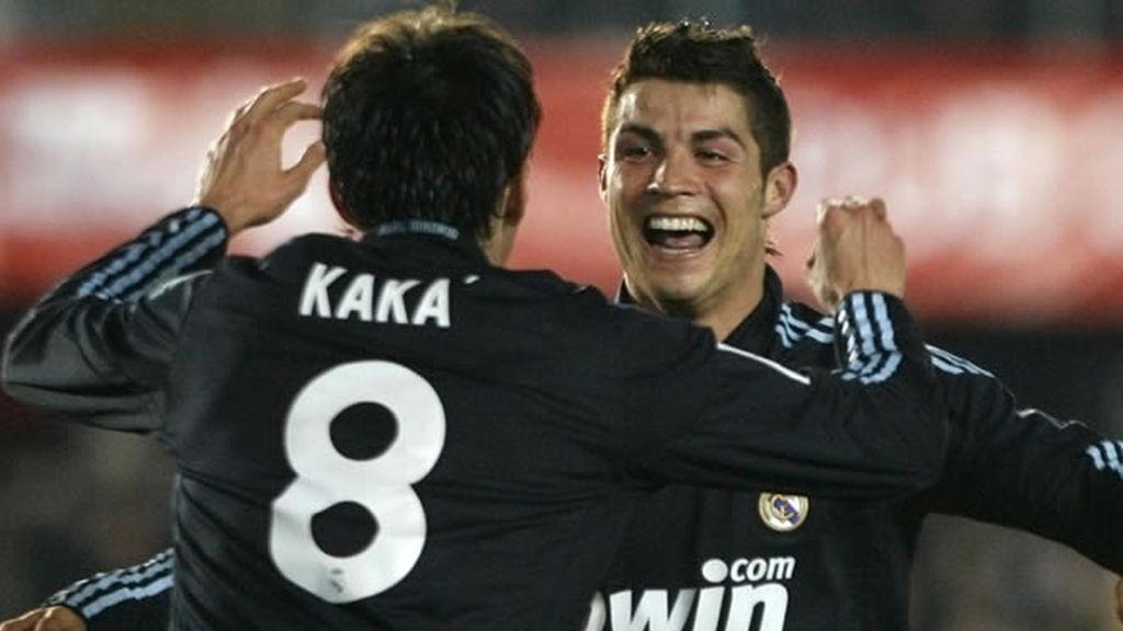 Cristiano y Kaká