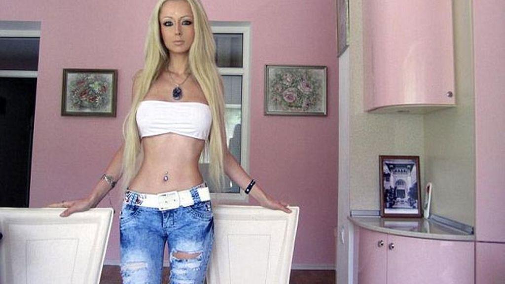 Una Barbie de carne y hueso