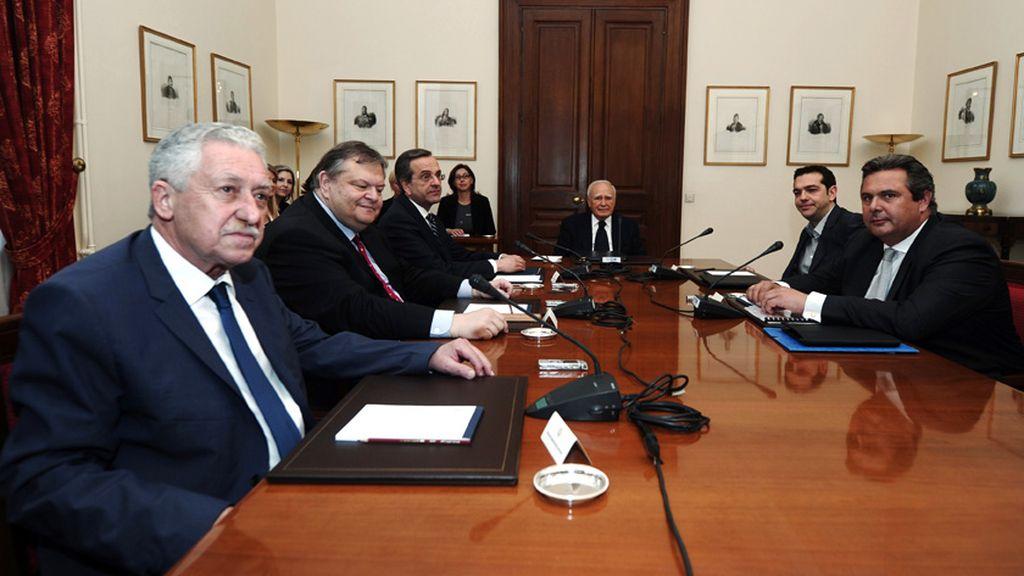 Grecia vuelve a las urnas tras el fracaso de los partidos para formar gobierno