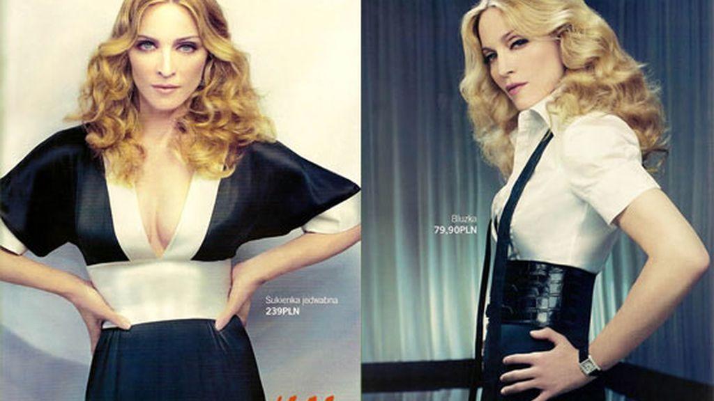 Madonna en 2007