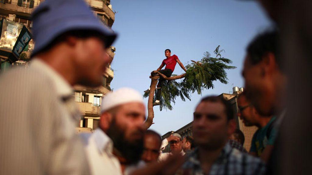 Protestas en Egipto, Hermanos Musulmanes