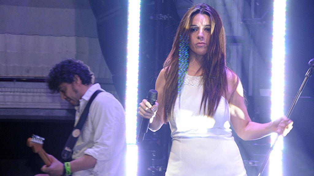 La actuación de Ruth Lorenzo fue uno de los momentazos de la noche