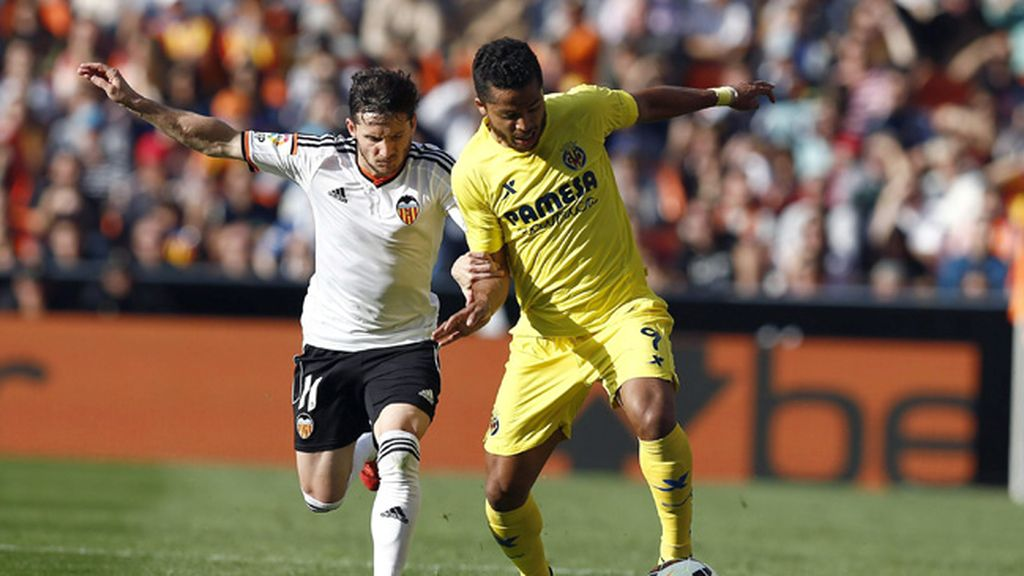 El Valencia no puede con el Villarreal y cede la tercera plaza