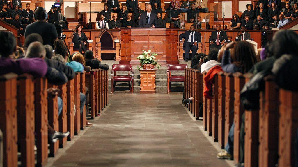 El fiscal general de EEUU, Eric Holder, anuncia medidas para acabar con la discriminación racial en la Policía