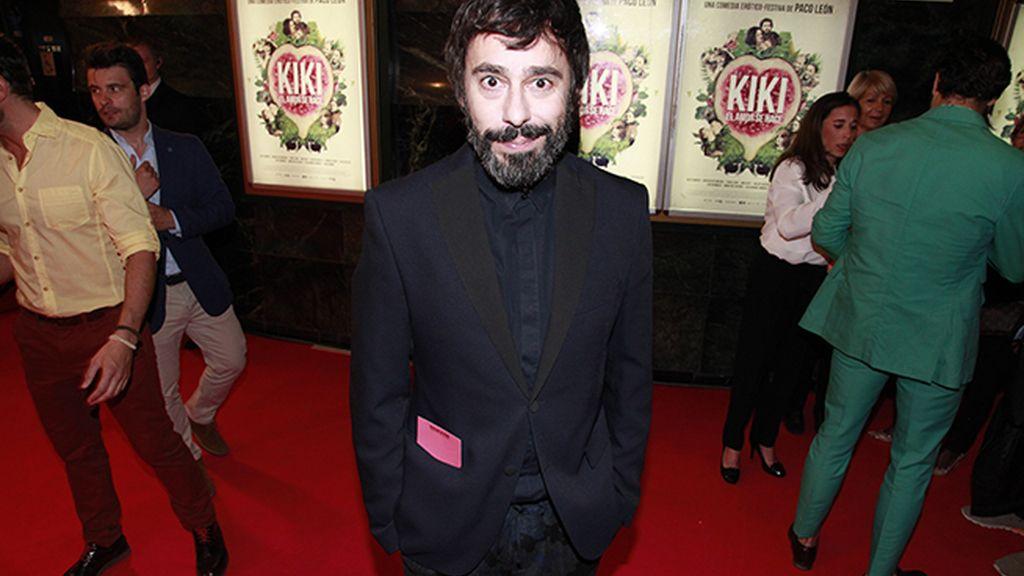 El diseñador Juanjo Oliva