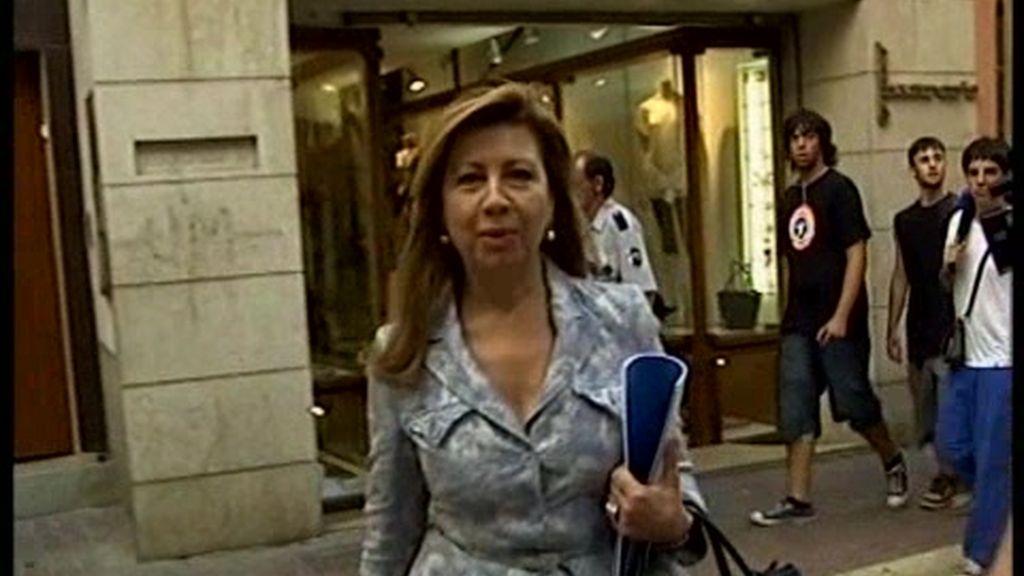 La decisión de Munar y la crisis de la política balear