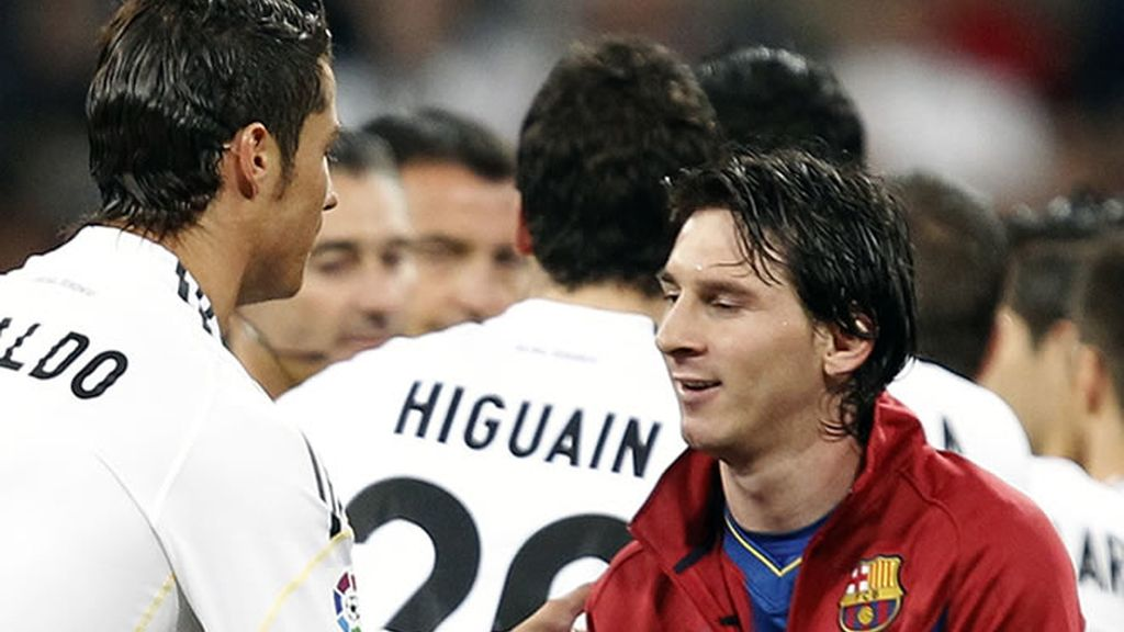 Cristiano y Messi, los grandes protagonistas del clásico