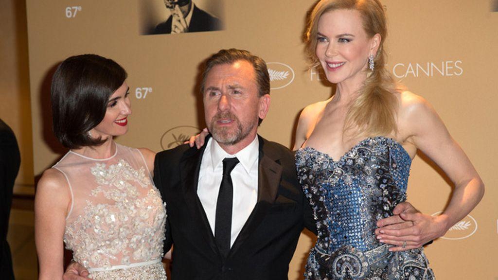 Nicole Kidman, Paz Vega y Tim Roth