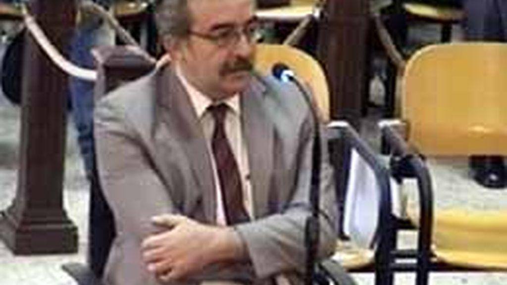 El juez Ferrín Calamita