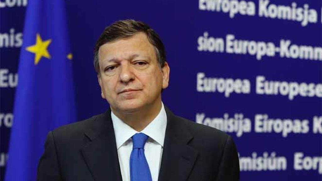 Barroso se presenta