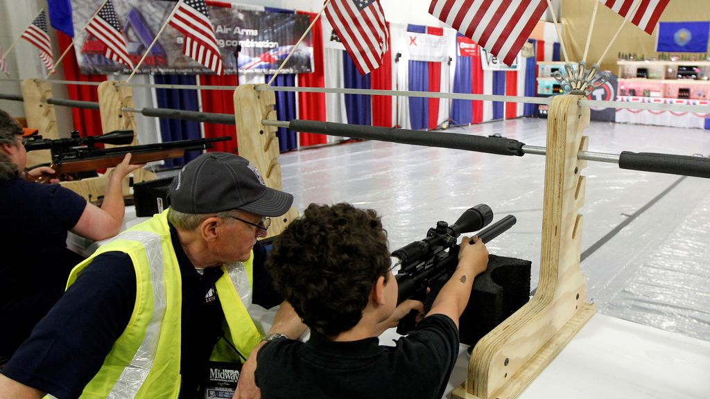 Encuentro de la Asociación Nacional del Rifle