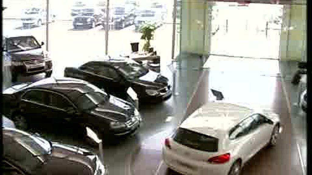 El Plan Renove en Navarra duplica la venta de automóviles en un mes