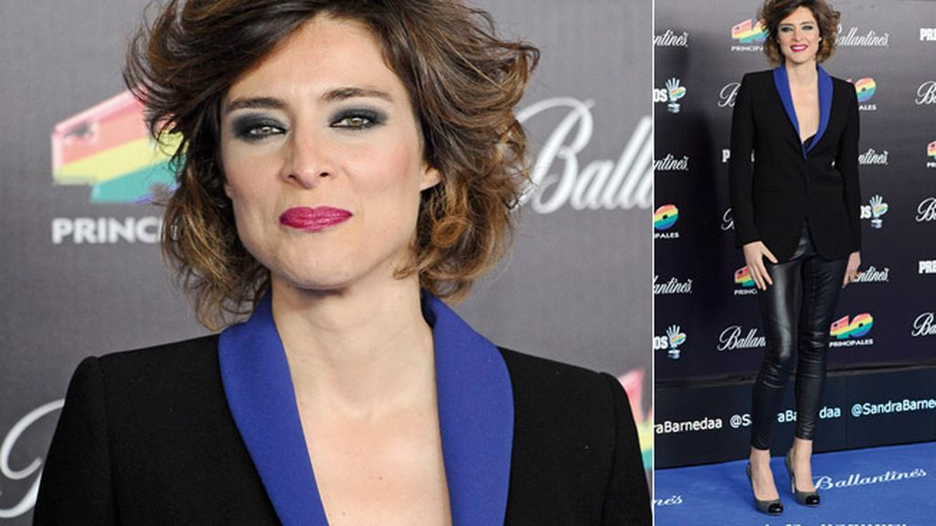 Sandra Barneda, presentadora de lujo