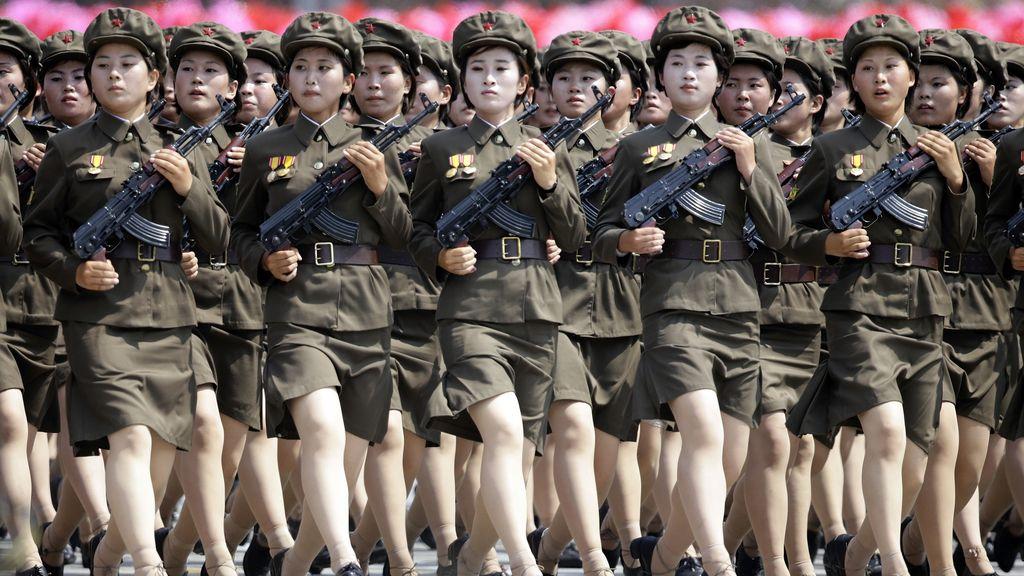Militares de Corea del Norte