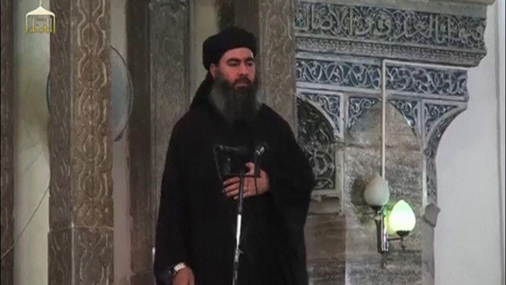 La aviación iraquí ataca el convoy del líder del Estado Islámico