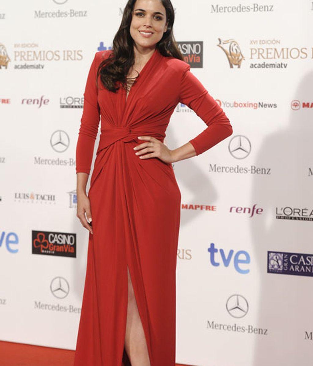 Adriana Ugarte se hizo con el premio a Mejor Actriz