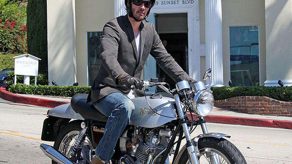 ¡Locos por sus motos!