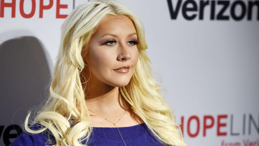 Christina Aguilera, testigo de la violencia doméstica