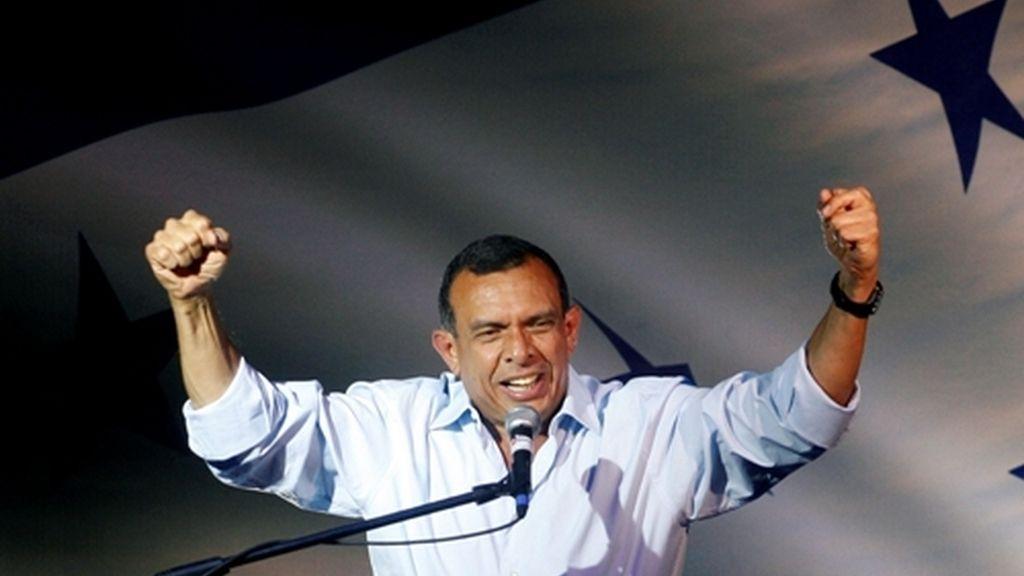 Lobo Porfirio gana las elecciones generales de Honduras