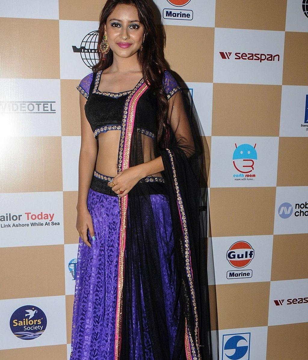 Pratyusha Banerjee, estrella de Bollywood