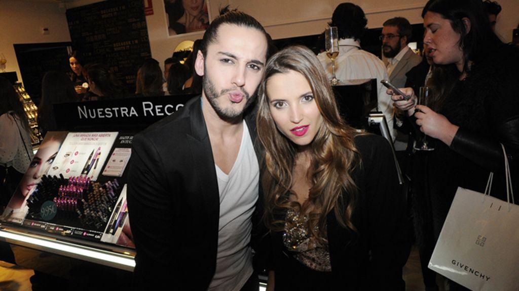 Gabriel Llano y Ana Fernández