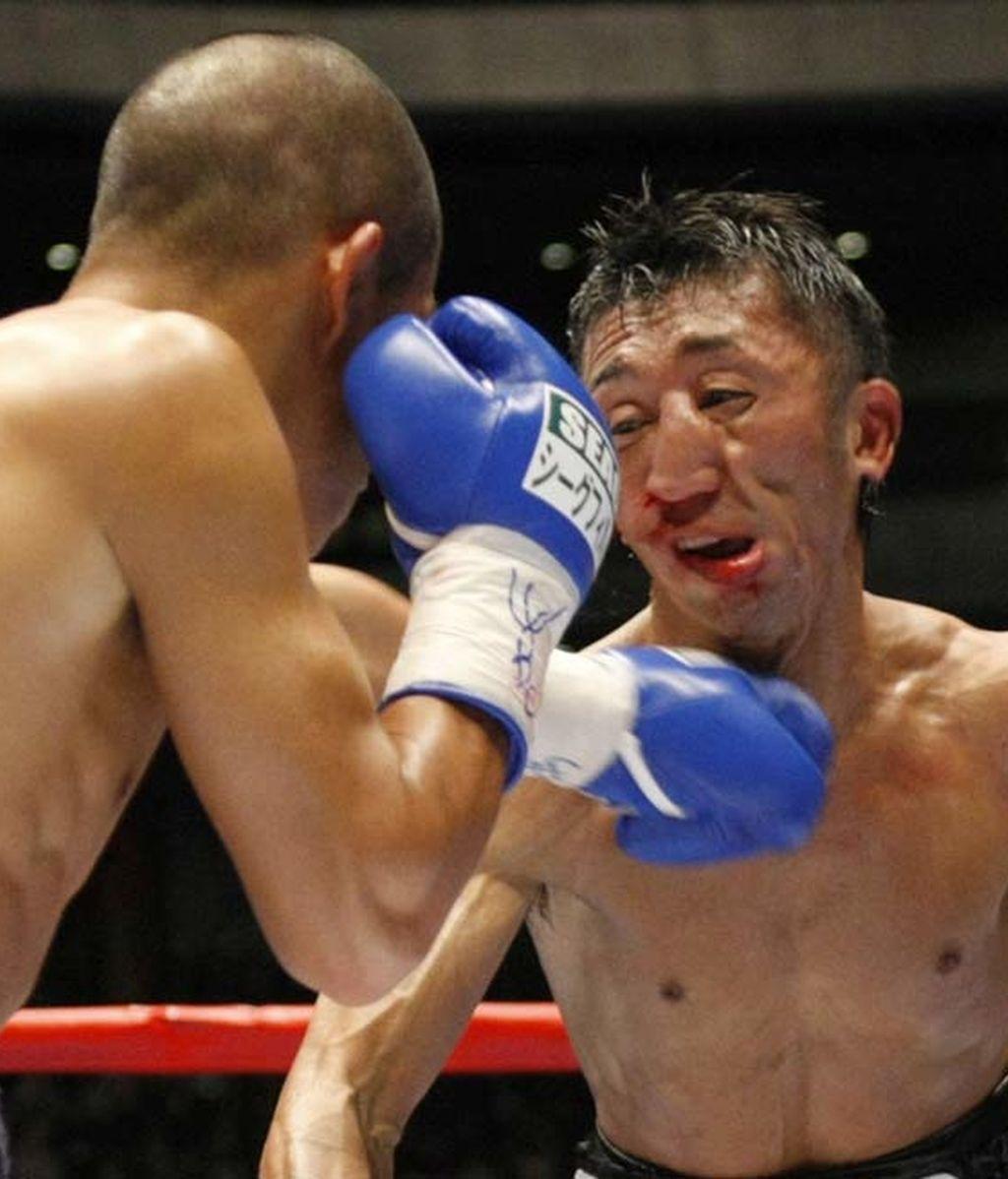 Boxeo en Tokyo