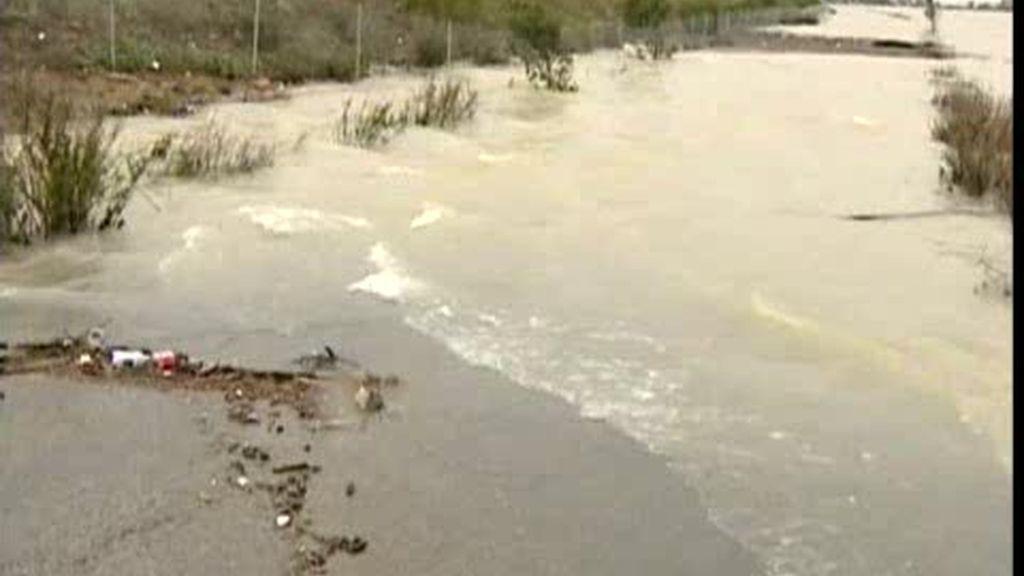 Inundaciones en Andalucía
