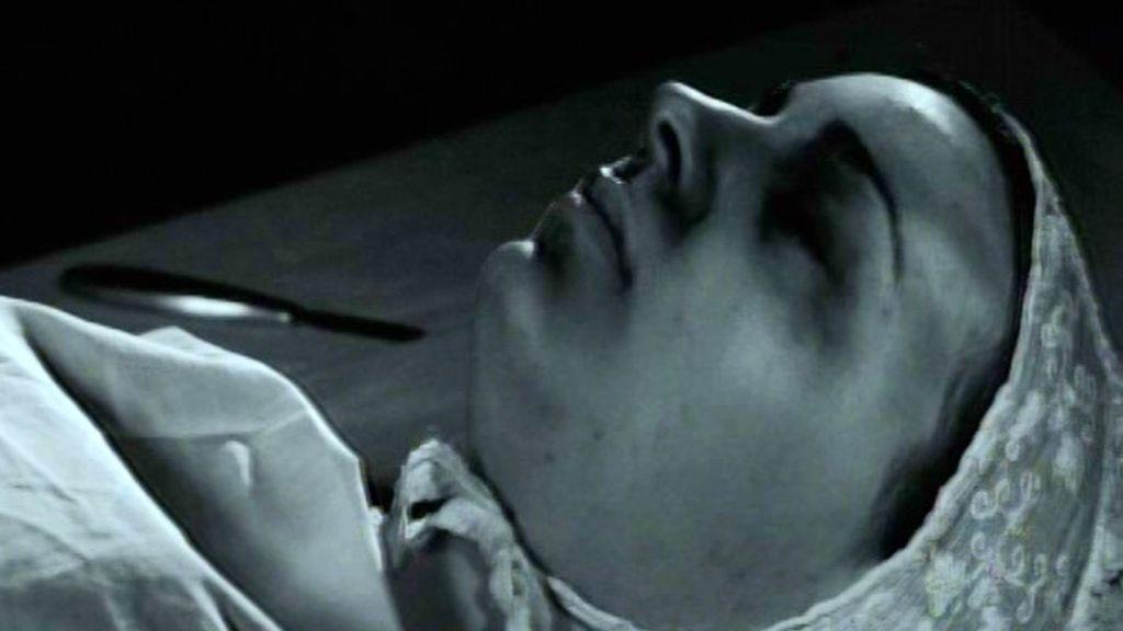 La momia del Dr. Velasco