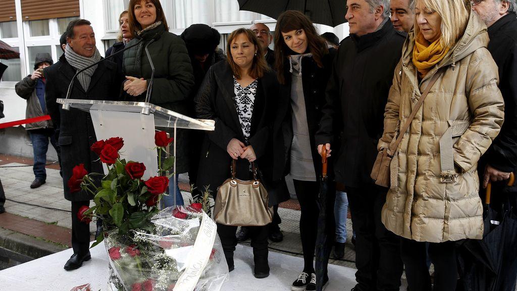 Homenaje a Isaias Carrasco