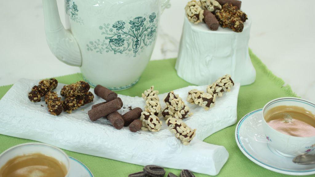 Trufas de chocolate de 'Robin Food'