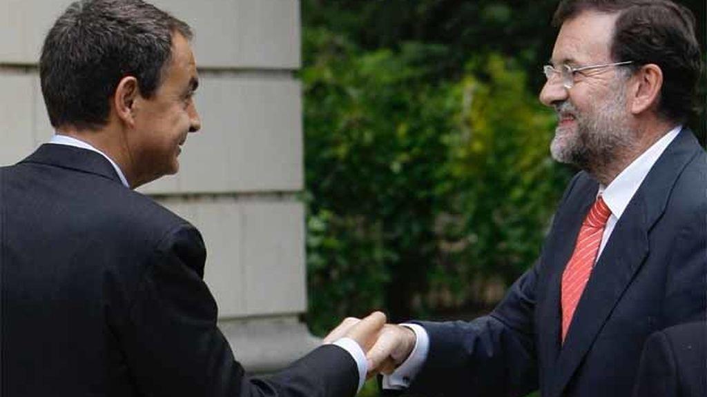 Zapatero Vs Rajoy