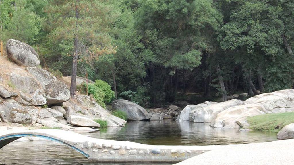 Piscinas naturales de Arenas de San Pedro, en Ávila