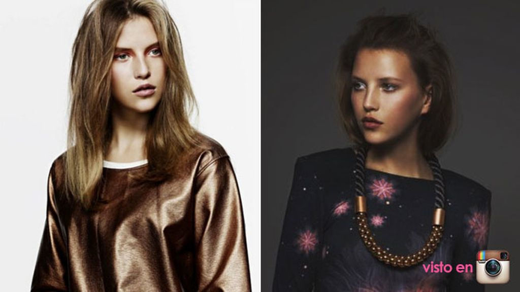 Ha trabajado para marcas como H&M y sigue a diseñadoras como Tamara Falcó