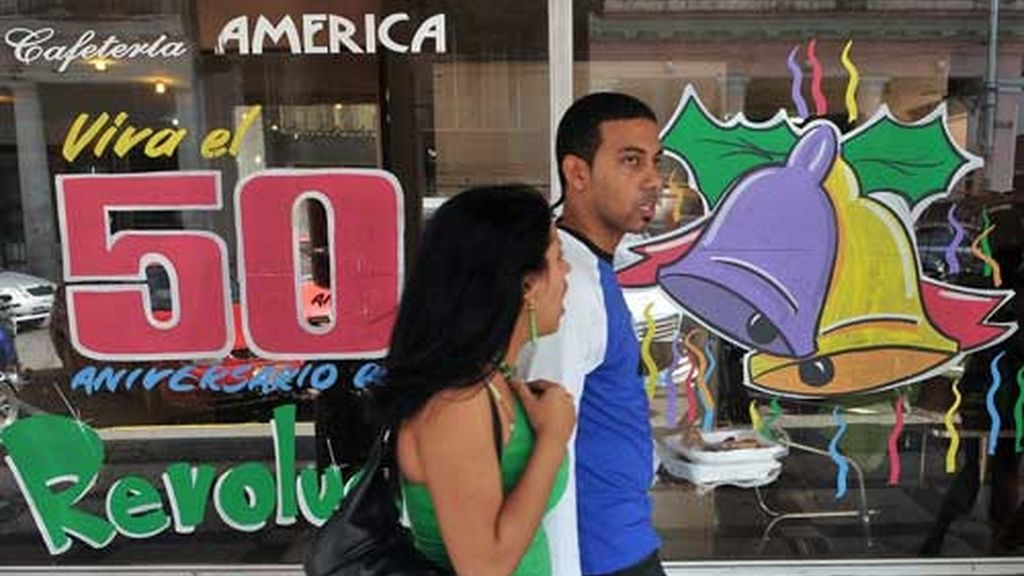 Navidad en La Habana