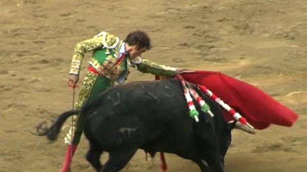 Barcelona enloquece con José Tomás