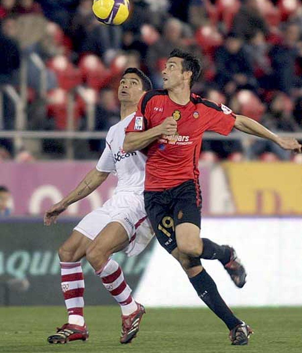 0-0: Mallorca sale del descenso y el Sevilla se va del Ono Estadi segundo