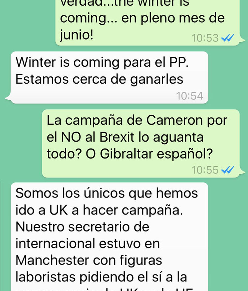 Iglesias Whatsapp