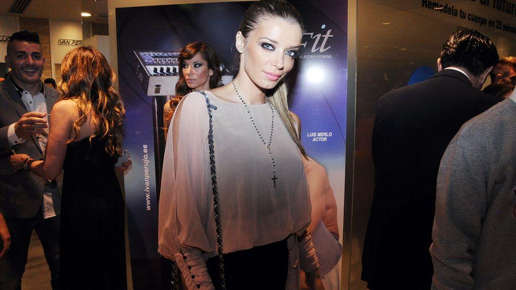 La famosísima presentadora de televisión croata Fani Stipkovic