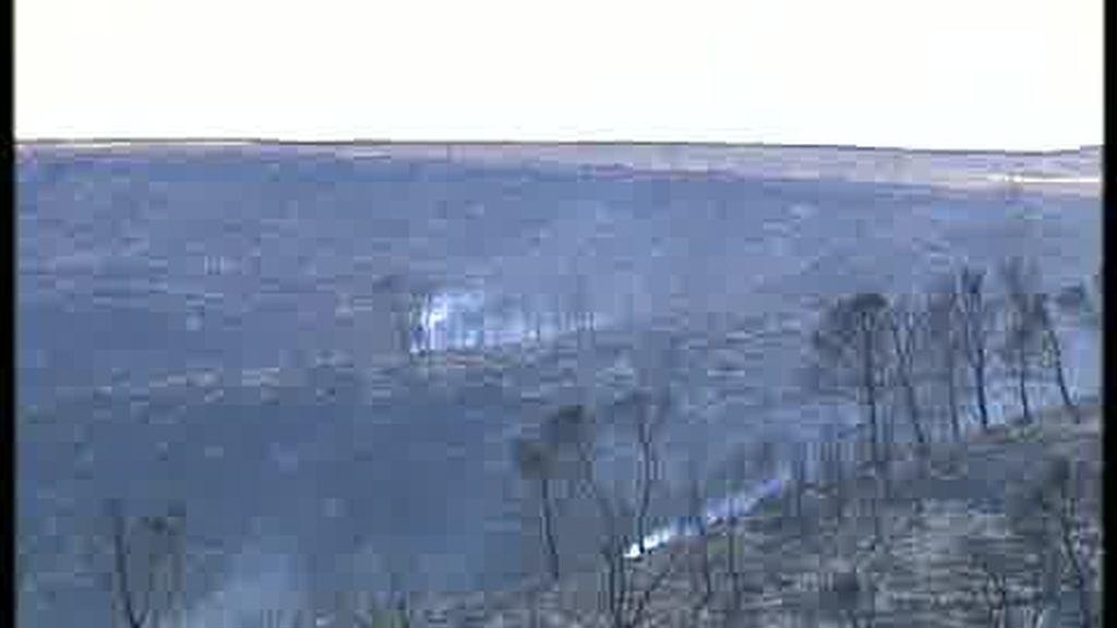 Más de 6.500 hectáreas arrasadas en Zaragoza