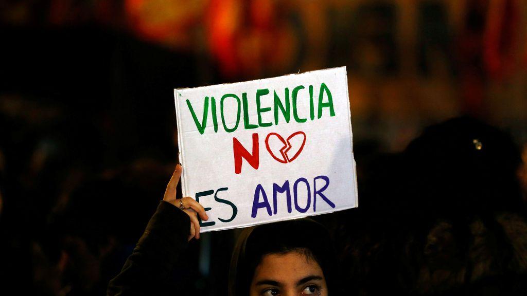 'La violencia no es amor', un grito en contra del feminicidios