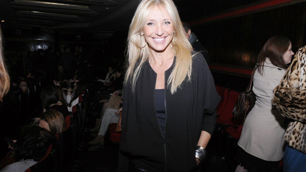 La presentadora Marta Robles