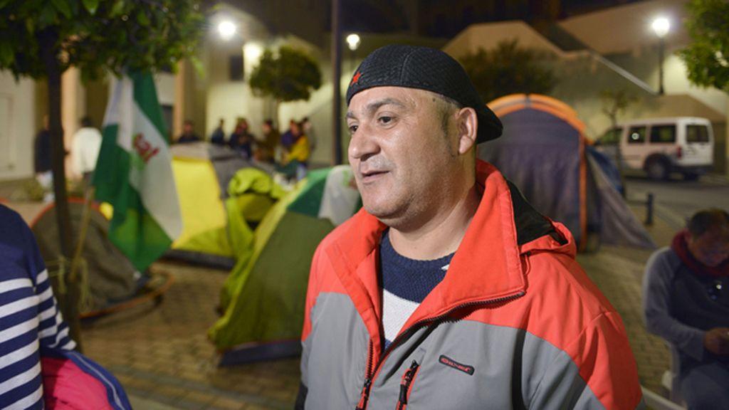 La Policía comunica a Andrés Bódalo su detención para entrar en prisión