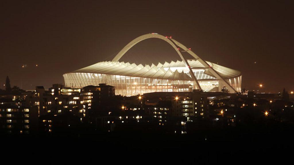 Los estadios del Mundial