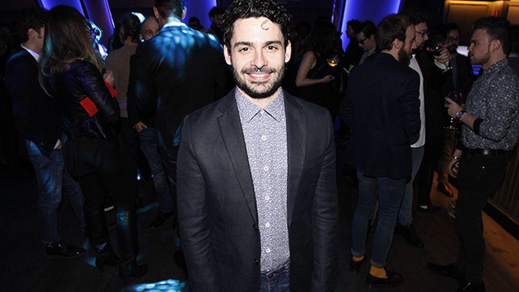 Nico Romero, uno de los prometedores rostros de Mesala Films