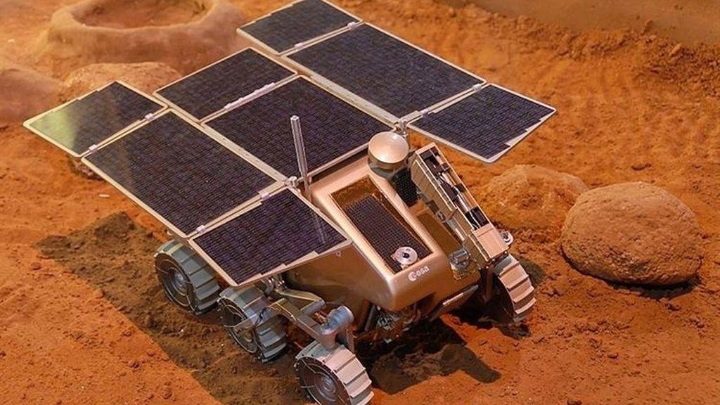 Europa y Rusia se alían para enviar robots a Marte en 2016 y 2018